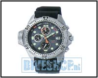 Aqualand Chrono Blue-gray AY5000-05L
