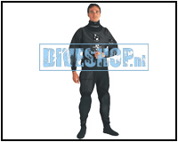 Trilaminate dive suits