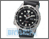 Automatic Diver Zwart NY0040-09EE