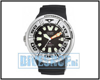 Aqualand Citizen Eco-Drive Professional Diver BJ8050-08E