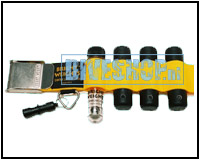 Weight belt for Bright Weihgt lead