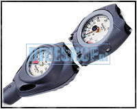CB2, Pressure-depth gauge