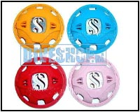 Coloured regulator covers for the S600 and the S555