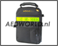 Life Line AED Transport bag with Safe set