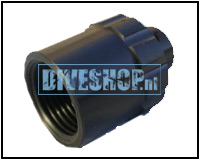 Din Dustcap for regulator