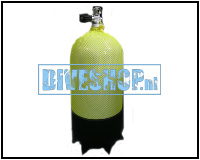 Dive cylinder steel 232 Bar