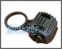 Valve Cap with rubber ring