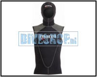 Flexa Hooded Vest 5/3mm Heren