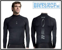 Hydroskin Longsleeve Black Men