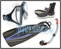 Snorkel set Infinity/Express Adj