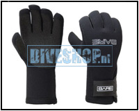 5mm Curved Glove Bare palm