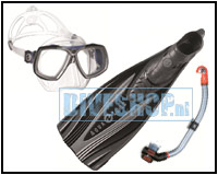 Snorkel set Look/Express FF
