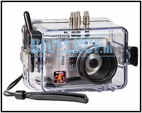 Underwater housing for coolpix of Nikon