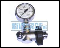 Oppervlakte manometer Scubapro