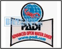 Advanced Diver Emblem