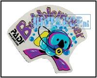 Bubble Maker Sticker