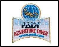 Adventure Diver Emblem