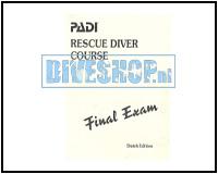 Rescue Diver Exams