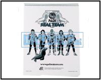 Seal Team Flip Chart