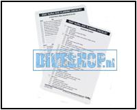 Tec Rec checklist leitjes