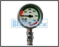 Stagebottle Pressure gauge