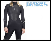 Proteus 3mm divesuit woman