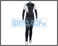 Trilastic Rash Guard Steamer Ladies