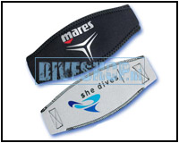 Trilastic / She dives neopreen maskerband cover