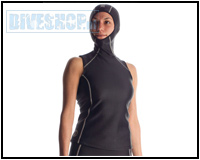 Thermocline Hooded vest Woman