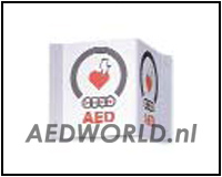 3D AED sign