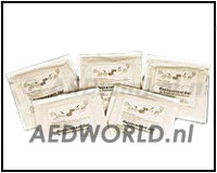 Replacement set CPR-D Trainer Gelpads