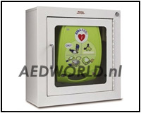 AED Plus Closet, metal